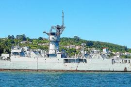 La Audiencia Nacional rechaza el hundimiento de la fragata 'Baleares' en la costa de Calvià