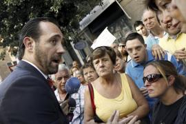 Bauzá llevó a Bruselas el séquito más numeroso en la visita a Durao Barroso
