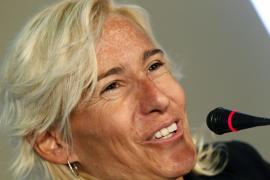La atleta Marta Domínguez será candidata del PP al Senado por Palencia