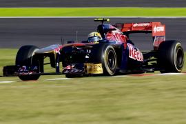 El francés Vergne pilotará el monoplaza  de Alguersuari en la sesión de libres del viernes
