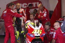 Rossi: «En Phillip Island  Ducati siempre ha sido fuerte y yo también»