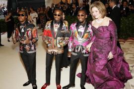 Las celebridades brillan en la gala del MET más eclesial