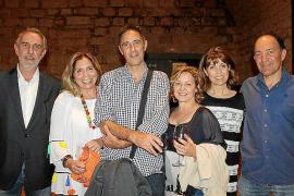 Jaume Anglada y Carolina Cerezuela
