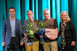 Entrega de premios de narrativa y poesía en Santanyí