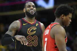 Los Cavaliers barren a Toronto y estarán en la final del Este