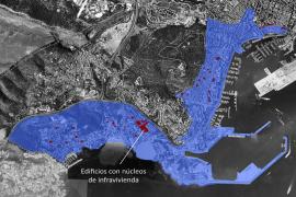 Un proyecto de vivienda digna en Cala Major y Sant Agustí tendrá un coste de 750.000 euros