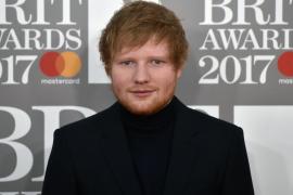 El concierto más accidentado de Ed Sheeran