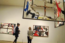 Los príncipes de Asturias inauguran el sábado una gran exposición de Miró en Barcelona