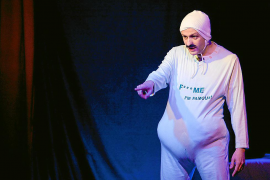 José Ignacio Ricarte se estrena en Manacor con una obra «simpática»