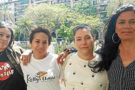 Las 'kellys' continúan su lucha por el reconocimiento de sus enfermedades profesionales