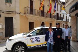 Algaida incorpora vehículos sostenibles para la Policía Local