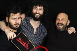 Luis Cadenas, Lalo Garau y Tom Trovador suben al escenario de La Movida