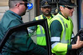 Detenida por atropellar a la pareja de su exmarido en Calvià