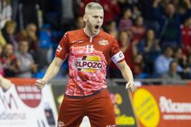 Miguelín avisa al Palma Futsal: «Tenemos muchas virtudes y las vamos a aprovechar»