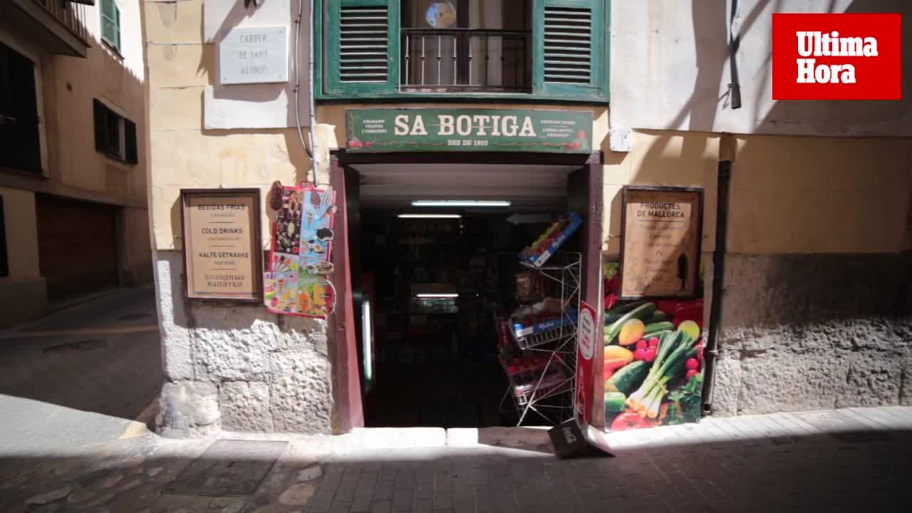 Colmado Sa Botiga: «No entiendo las críticas al turismo cuando es el que nos da de comer»