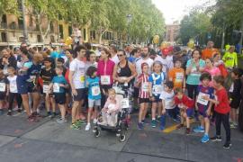 Mallorca RUHning carrera solidaria
