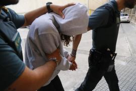 Pasa a disposición judicial la mujer que atropelló a la pareja de su exmarido en Calvià