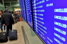 Los pasajeros pueden solicitar compensación por un vuelo cancelado