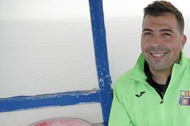Óscar Troya: «Sa Pobla se está volcando con el equipo»