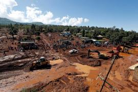 Medio centenar de fallecidos en Kenia por la rotura de una presa