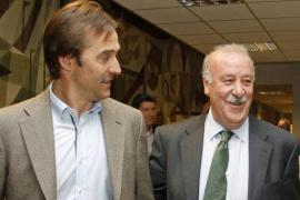 Lopetegui y Del Bosque, citados a declarar por el Caso Villar