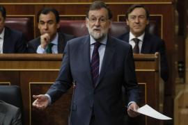 Rajoy admite su «disgusto» por el vídeo de Cifuentes robando cremas y defiende a Gallardón