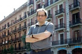 Puigdemont designa a Quim Torra como candidato a presidir la Generalitat