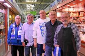 Los históricos del Atlético Baleares creen en la salvación