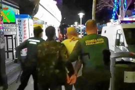 Los dos detenidos por la muerte del turista británico se niegan a declarar