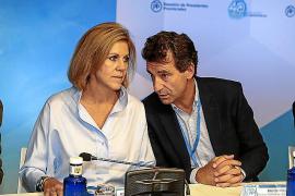 Génova pide al PP balear 'enfriar' el debate del catalán