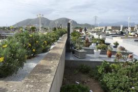 El PP subvencionó las lápidas en catalán en el cementerio de Alcúdia