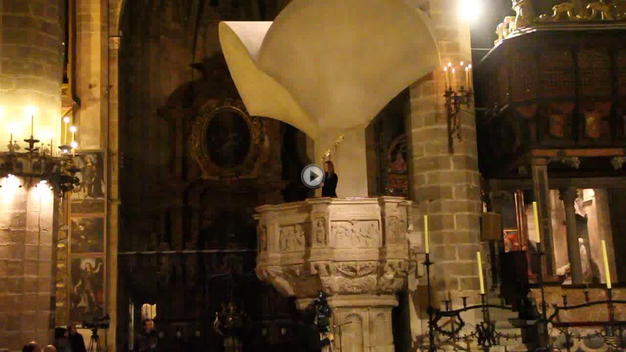 El tornaveu de Gaudí vuelve a la Catedral