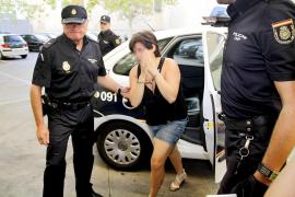 Decretan libertad para la joven encarcelada por el crimen de su novio en Cala Major
