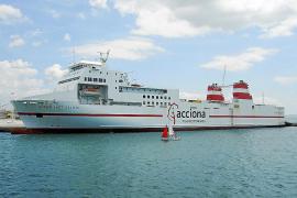 Ninguna naviera tiene adjudicado el contrato de transporte público marítimo en Balears