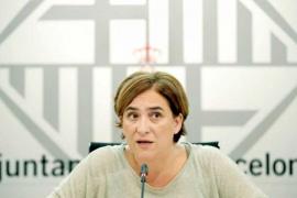 Ada Colau dice que Torra debe disculparse por sus comentarios despectivos hacia los españoles