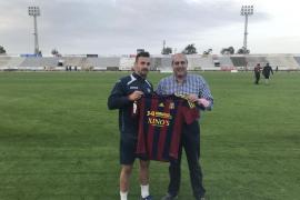 El Poblense anuncia la renovación de Aitor Pons