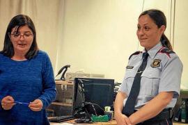 Sindicatos policiales de Baleares exigen una investigación sobre quién autorizó la charla de una 'mosso' en Formentera