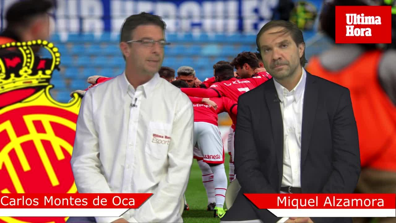Carlos Montes de Oca: «Todo el mallorquinismo está ya pendiente del playoff de ascenso»