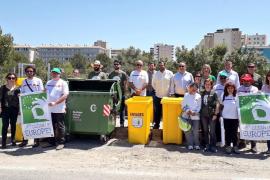 Un total de 2.300 voluntarios participan en campaña de recogida de residuos