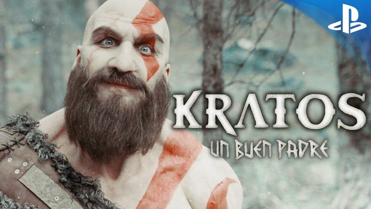 Joaquín Reyes se mete en la piel de Kratos y la lía