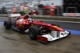 Alonso: «Tendremos que improvisar»