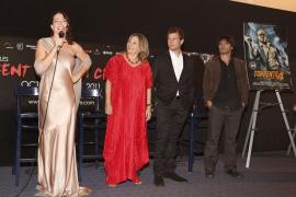 «Pa Negre» se presenta en Hollywood con alfombra roja