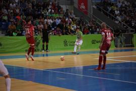 ElPozo cobra ventaja en Palma con un gol sobre la bocina