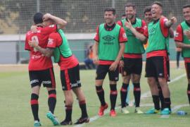 El Mallorca cierra la liga con una victoria ante el Deportivo Aragón