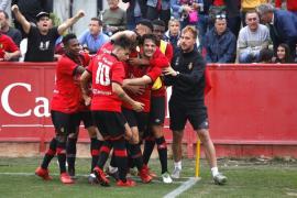 El Mallorca B, campeón de Tercera