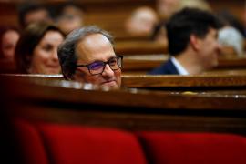 El Parlament rechaza investir a Torra