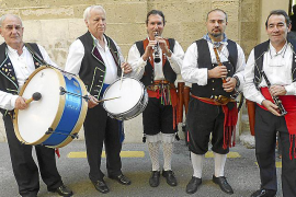 Bejaranos y salmantinos celebran junto con las Àguedas su fiesta patronal