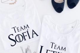 Las camisetas de la polémica entre Letizia y Sofía arrasan