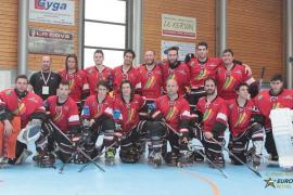 El Espanya Hoquei pierde el primer partido de la final de la Liga Élite (3-1)