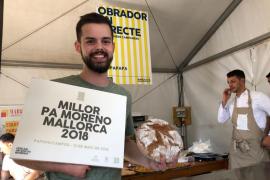 El 'mejor pa moreno de Mallorca' se hace en la Pastisseria Real de Palma